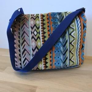 Voorzijde met tassenband